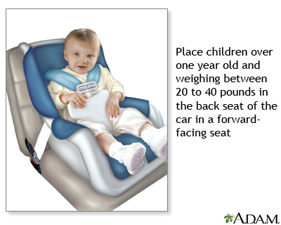 Child Safety Seats Uf Health University Of Florida Health