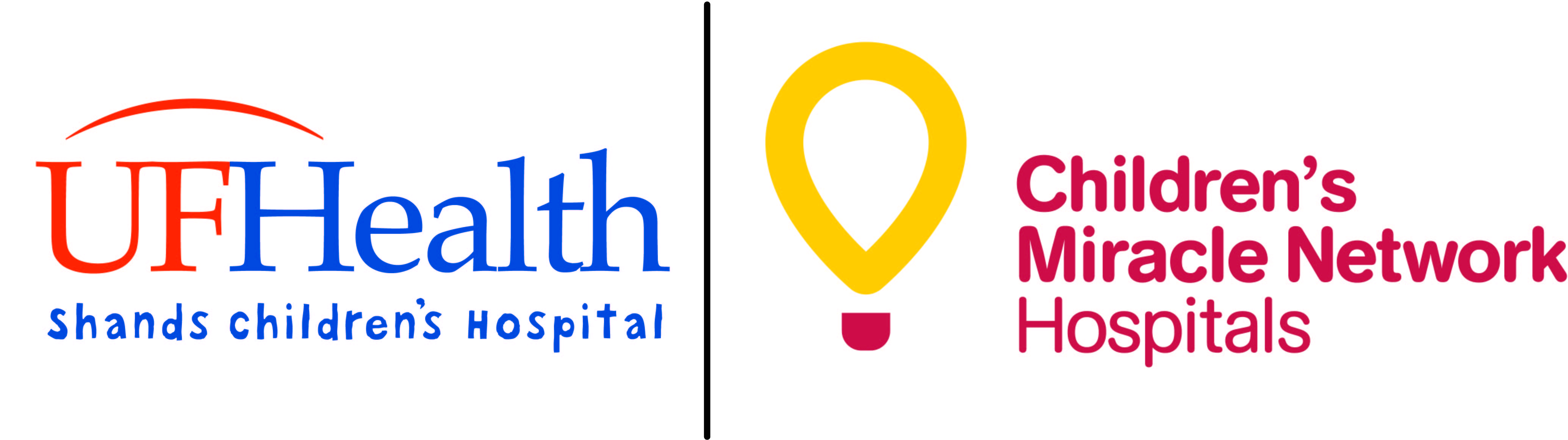 UF Health and Children's Miracle Network Logo
