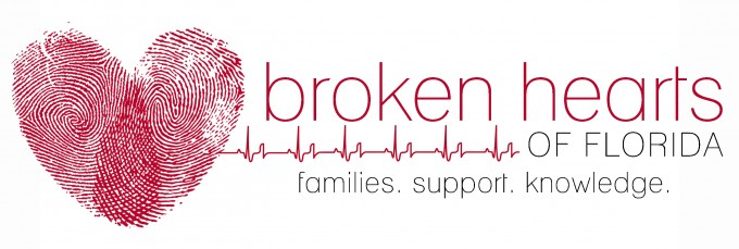 Broken Hearts Logo