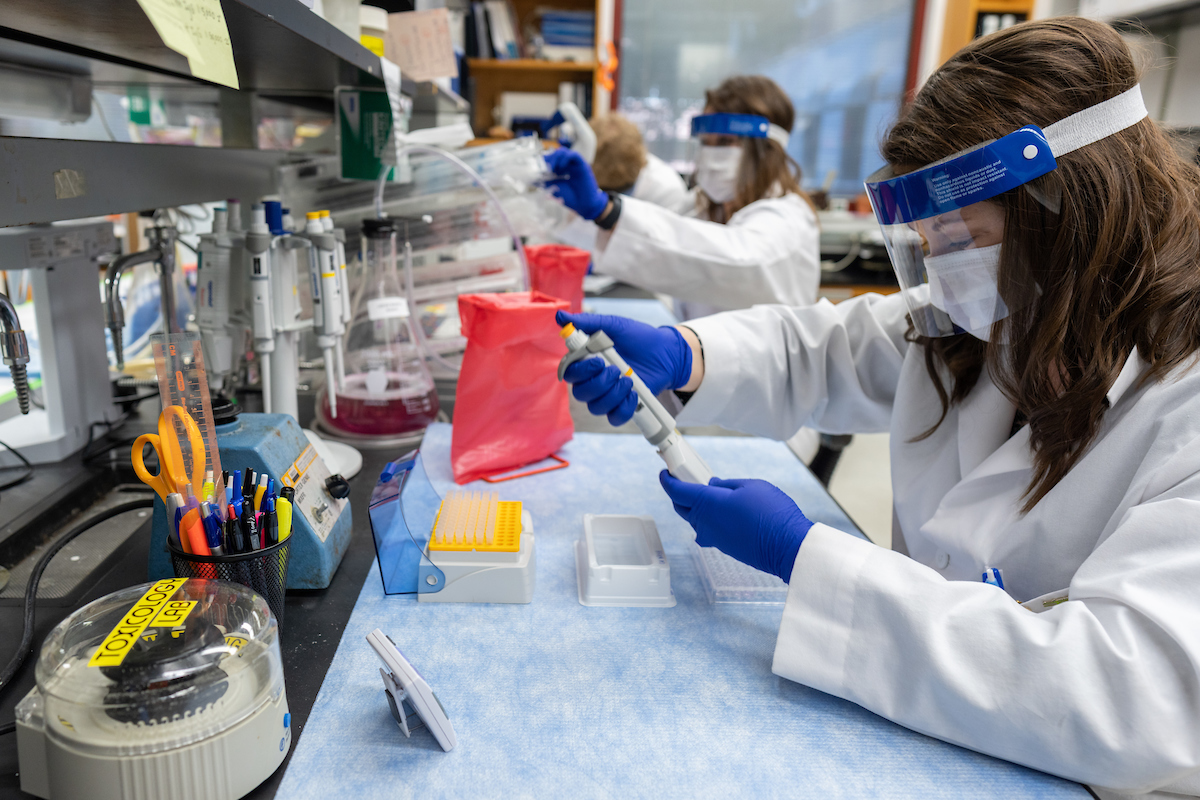 UF Health researchers working to develop COVID-19 vaccine using ...