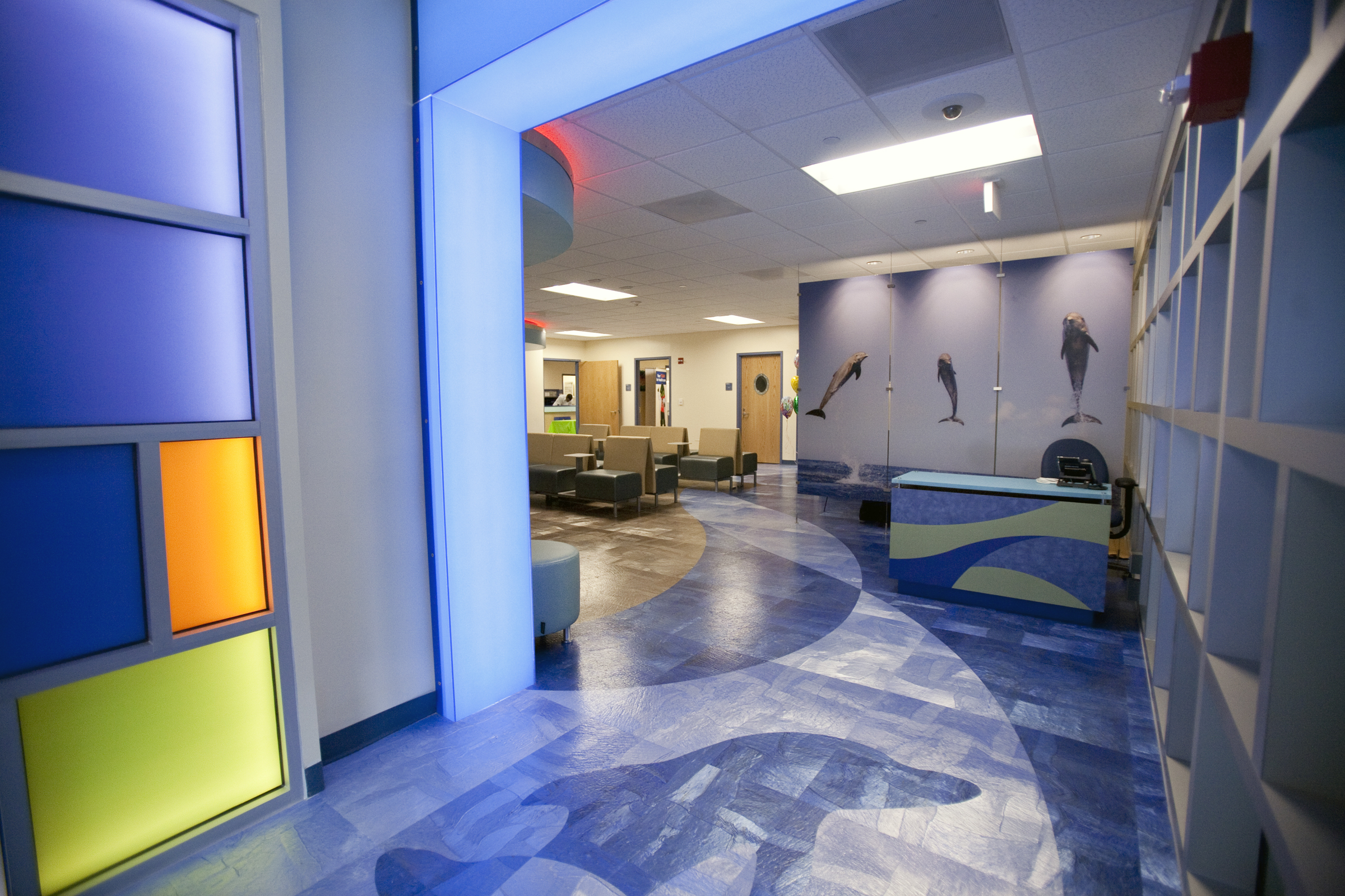 UF Health Shands Children's Hospital Emergency Room