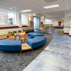Lobby: UF Health Pediatric Specialties - Medical Plaza