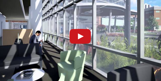 UF Health Heart & Vascular Hospital fly through video