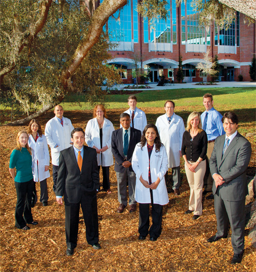 Movement Disorders and Neurorestoration Team