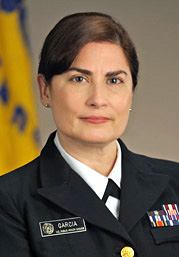Isabel Garcia, D.D.S., M.P.H. (right click for high res. download)