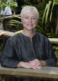 Maureen Goodenow, Ph.D., the Stephany W. Holloway University Endowed Chair for AIDS Research in the UF College of Medicine department of pathology, immunology and laboratory medicine