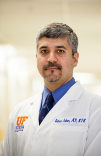 Saleem Islam, M.D., an associate professor in the College of Medicine department of surgery's division of pediatric surgery