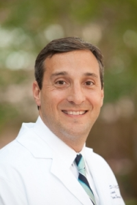 Adam Katz, M.D., a UF Health physician and an associate professor in the department of surgery's division of plastic and reconstructive surgery