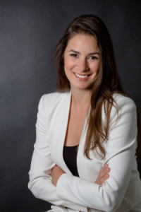 Michelle Cardel, Ph.D., is an obesity and nutrition scientist and registered dietitian in the UF College of Medicine's department of health outcomes and biomedical informatics.