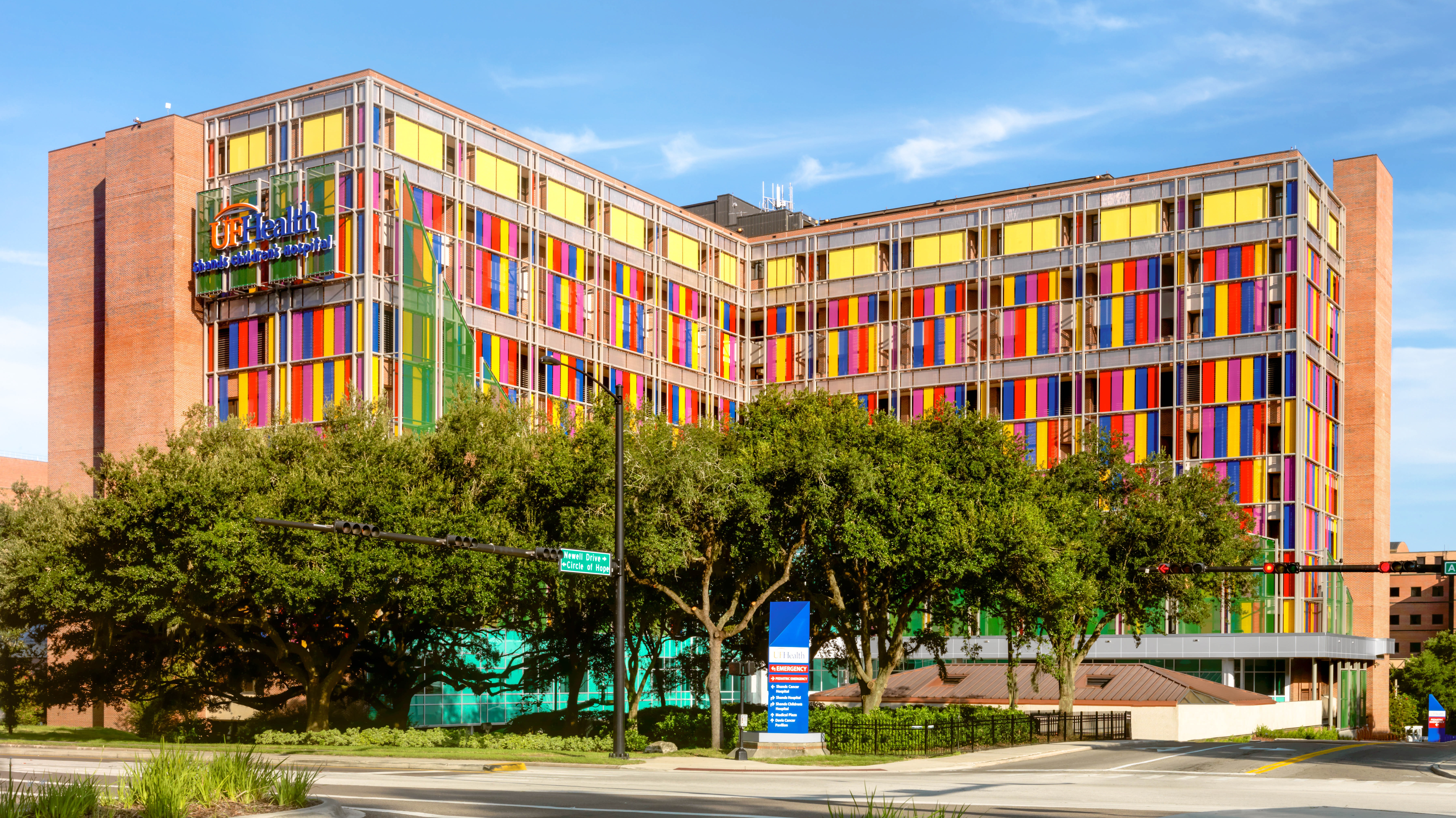 The University Of Florida Health Shands Childrens Hospital Ranks Among Nations Best Pediatric Hospitals In Six Medical Specialties According To