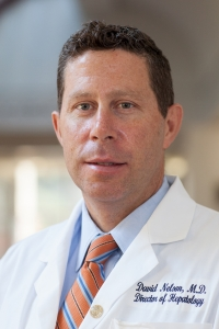 David R. Nelson, M.D., director of the UF Clinical and Translational Science Institute and a professor of medicine in the College of Medicine