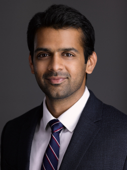 Ashish A. Deshmukh, Ph.D., M.P.H., an assistant professor in the department of health services research, management and policy in the UF College of Public Health and Health Professions.