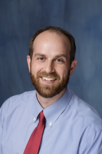 David Fedele, Ph.D., an assistant professor in the department of clinical and health psychology at the UF College of Public Health and Health Professions.