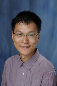 Hui Hu, Ph.D., research assistant scientist in the department of epidemiology at the UF College of Public Health and Health Professions and the UF College of Medicine