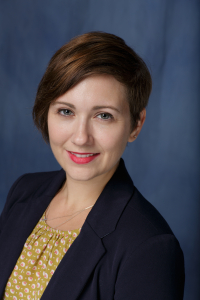 Kathryn M. Ross, Ph.D., M.P.H., an assistant professor in the department of clinical and health psychology in the UF College of Public Health and Health Professions, part of UF Health