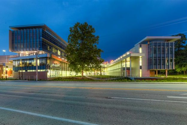 The Clinical and Translational Research Building (CTRB)