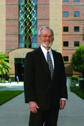 The late William G. Luttge, Ph.D., the founding Director of the MBI.