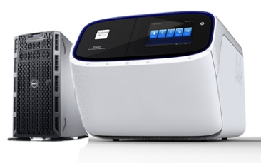 Ion Torrent Proton next-generation sequencer.