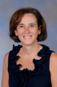 Krista Vandenborne, Ph.D., P.T., a professor and chair of the department of physical therapy in the UF College of Public Health and Health Professions