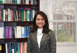 Meenakshi Devidas, Ph.D., group statistician of the Children's Oncology Group