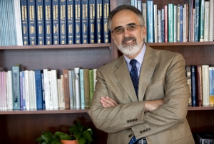 Michael G. Perri, Ph.D., a professor and dean of the UF College of Public Health and Health Professions.