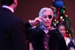 Dr. Anthony Mancuso performing in The Nutcracker./Photo by Ani Collier
