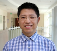 Yousong Ding, Ph.D., an assistant professor of medicinal chemistry in the University of Florida College of Pharmacy, part of UF Health, the university's academic health center.