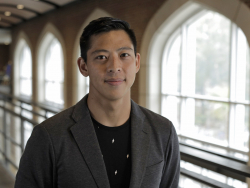 Eric T. Wang, Ph.D., is an assistant professor in the UF College of Medicine's department of molecular genetics and microbiology.