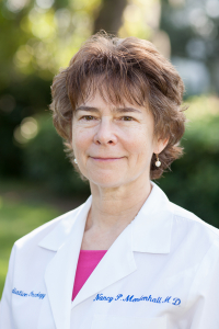 Nancy Mendenhall, M.D., medical director of the UF Health Proton Therapy Institute.