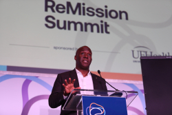 Duane Mitchell, M.D., Ph.D., co-director of the ReMission Alliance.