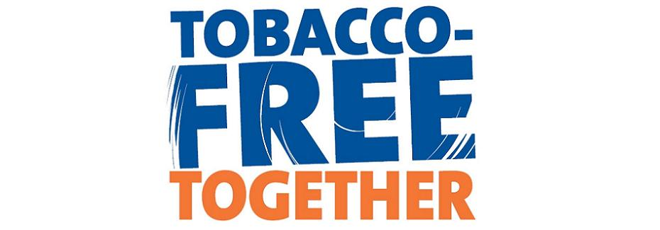 Tobacco free together logo
