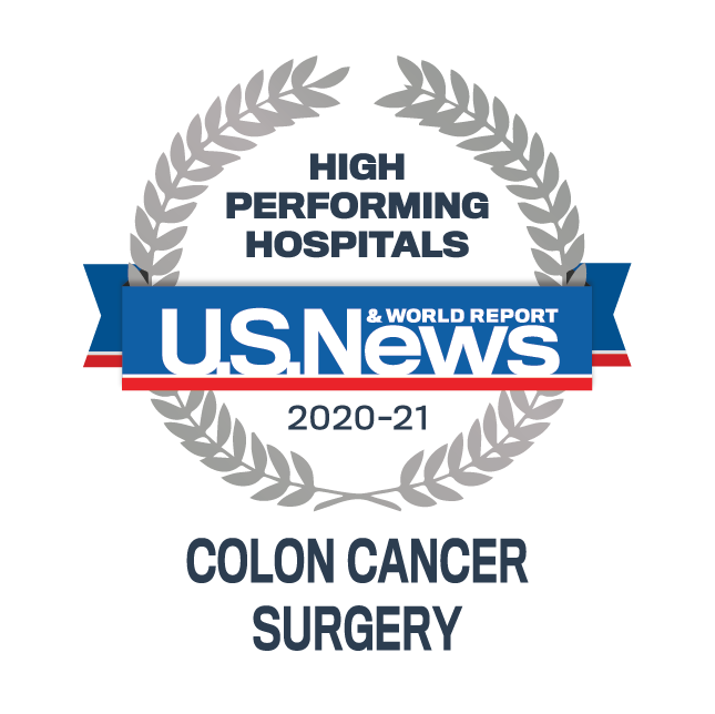 us news and world report ranking - colon cancer