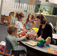 Child Life Playroom