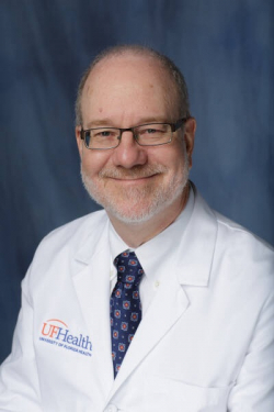 John Smulian, M.D., M.P.H., chair of the UF College of Medicine's department of obstetrics and gynecology and the B.L. Stalnaker professor