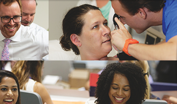 In honor of National PA Week, get to know a few faces that make up the UF School of Physician Assistant Studies.