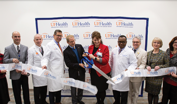 Florida Recovery Center opens new building to expand resources for patients battling substance use disorders.