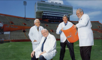 UF celebrates 50th anniversary of its most famous invention