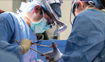 UF Health led Florida with a state-record 70 lung transplants in 2018.