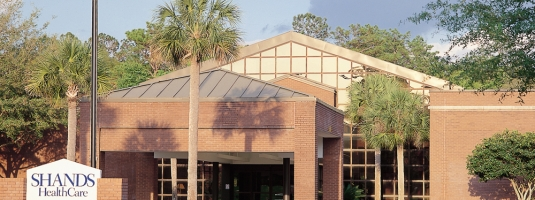 UF Health Spine & Sports Intervention Center  – Shands Rehab Hospital