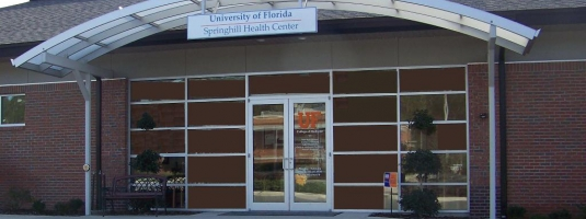UF Health Child Psychiatry - Springhill Health Center