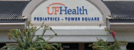 UF Health Pediatrics – Tower Square