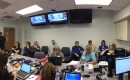As Hurricane Irma moved North through Florida on Sunday, Sept. 10, and Monday, Sept. 11, more than 1,500 UF Health team members from our hospitals, outpatient practices and colleges in Gainesville and Jacksonville responded with precision, composure and determination.